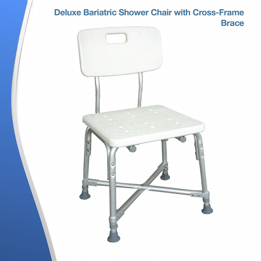 Folding Shower Stool Without Back