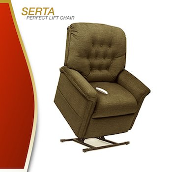 Soft Fabric perfect Lift-chair