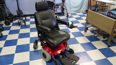 Jazzy Select GT Power Wheelchair