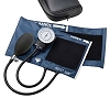 Aneroid Sphygmomanometer BASIC Pocket Style Hand Held 2-Tube  Adult Arm