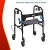 Clever-Lite Walker, Adult, with 5