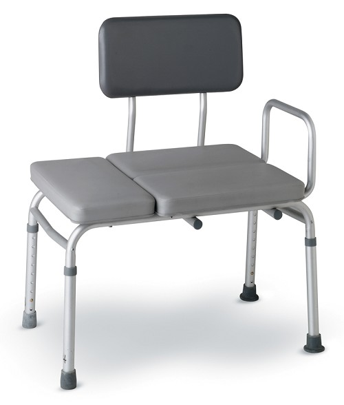 Deluxe-Padded Transfer Bench