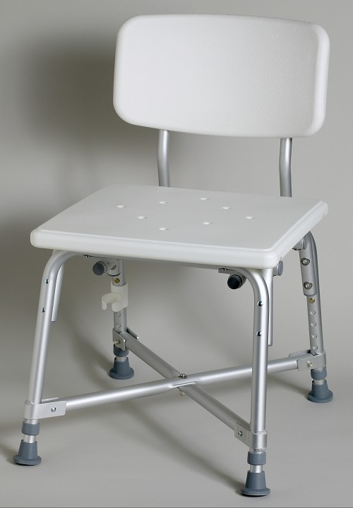 Bariatric Bath Bench w/ Back