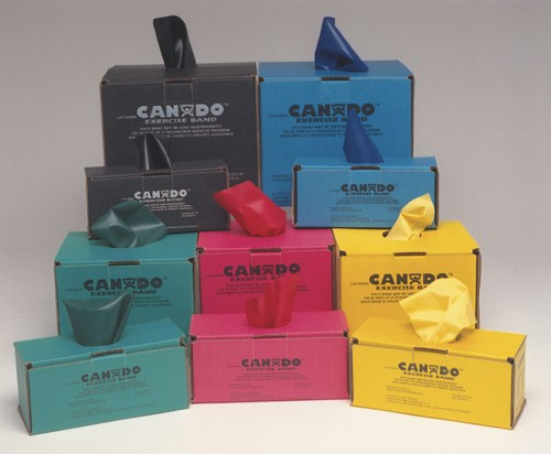 Cando Exercise Bands (50yd)