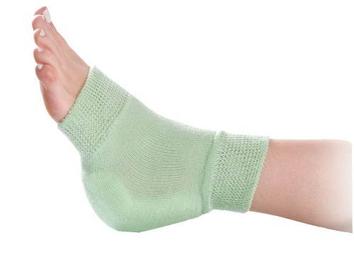 Knit Heel and Elbow Protector