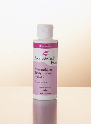 Soothe and Cool Body Lotion 8oz (case of 12)