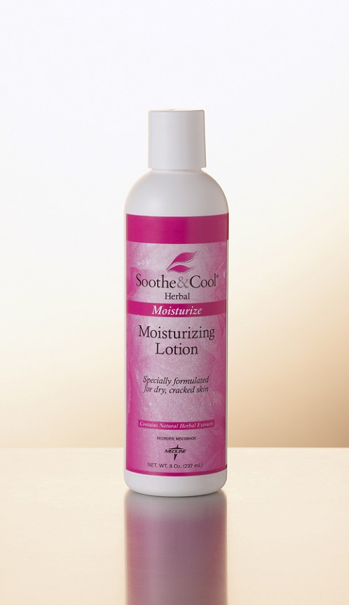 Soothe and Cool Herbal Body Lotion 8oz (case of 12)