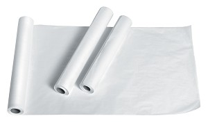 Standard Smooth Exam Table Paper (14.5x225)