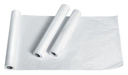 Deluxe Crepe Exam Table Paper (18x125)