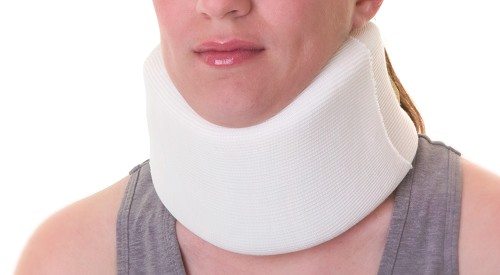 Soft Foam Cervical Collar Small 3.75x15""