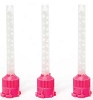 High Performance Pink Mixing Tips 50/PK