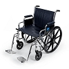 Extra Wide Standard Wheelchairs