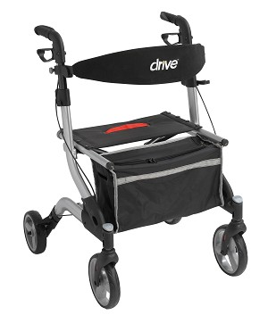 The iWalk Rollator